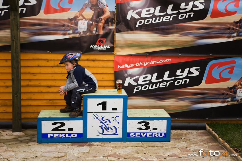 Kelly's Peklo severu, 5.4. 2008 Benešov nad Ploučnicí, foto: Miloš Lubas