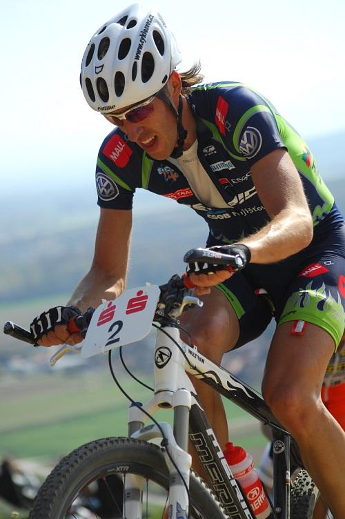 XC C1 Langenlois 08 - Milan Sp�n� /Merida Biking/