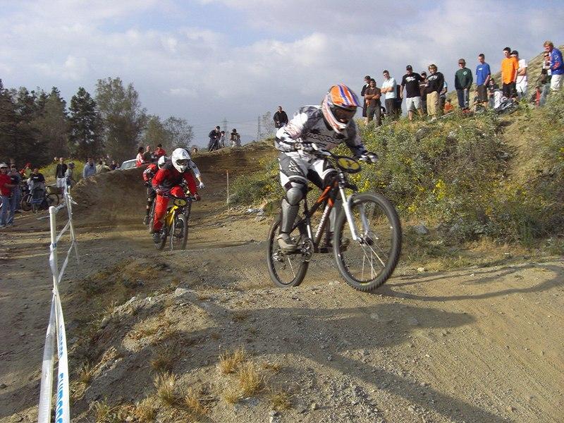 NMBS 2008 Fontana, Kalifornie USA - Eric Carter