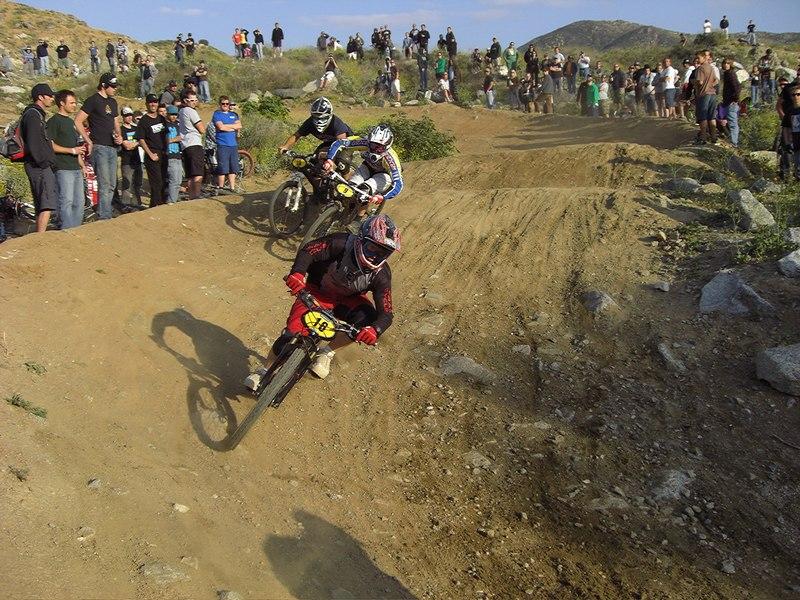 NMBS 2008 Fontana, Kalifornie USA - Jakub Hnidák