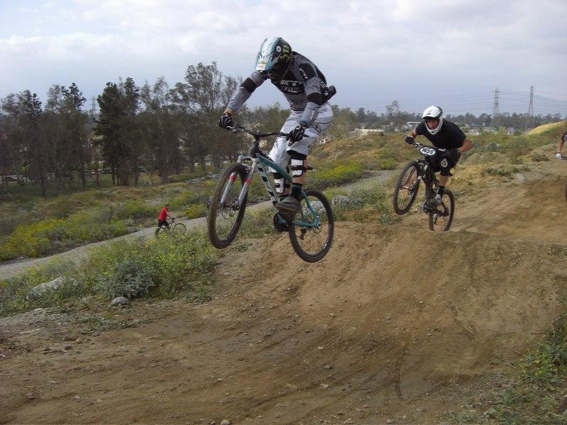 NMBS 2008 Fontana, Kalifornie USA