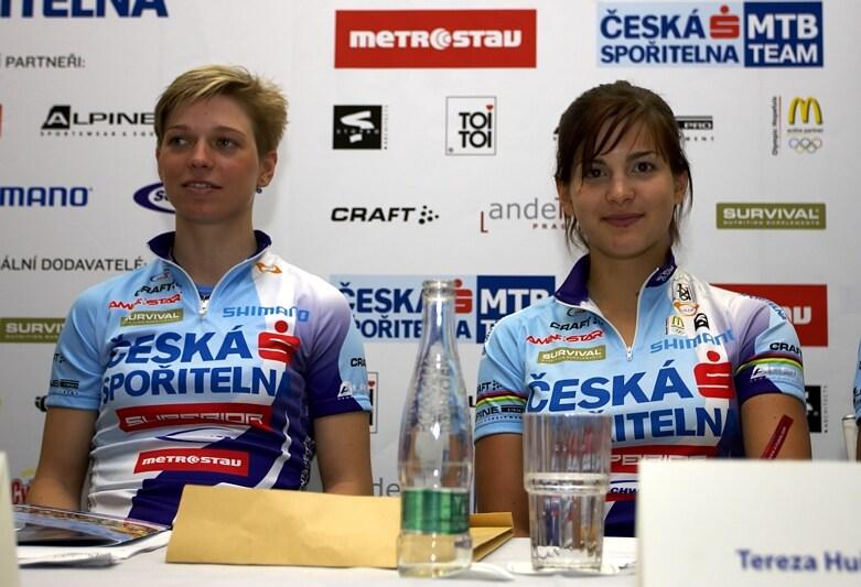 Česká spořitelna MTB 2008 - ani letos nebude Tereza v týmu jediná žena, angažmá získala i Karolina Stolařová