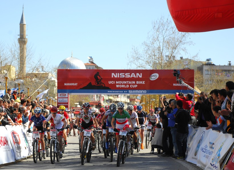 SP XCM #1 Manavgat 2008 - start �en