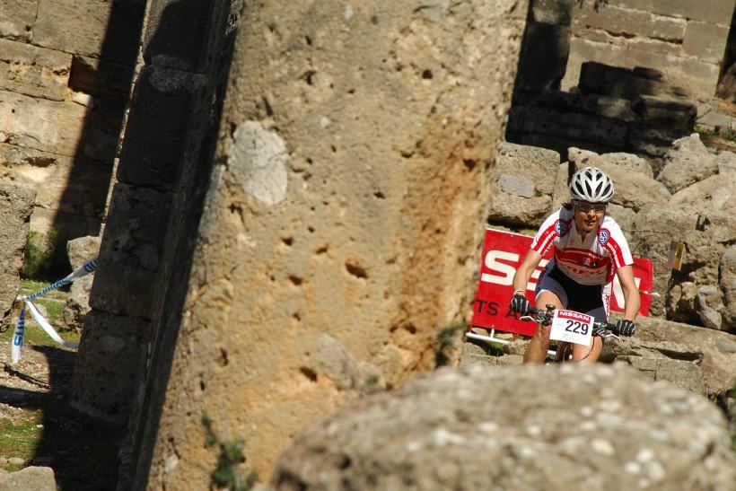 SP XCM #1 Manavgat 2008 - Fabienne Heinzmann