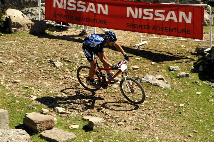 SP XCM #1 Manavgat 2008 - Alban Lakata