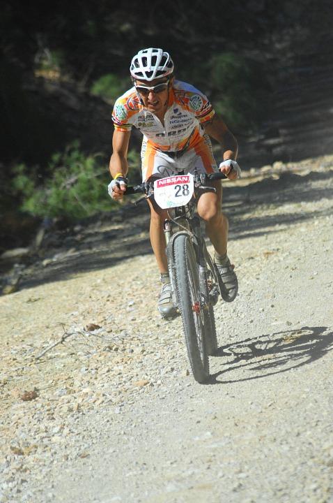 SP XCM #1 Manavgat 2008 - Miguel Martinez na čele buduje náskok