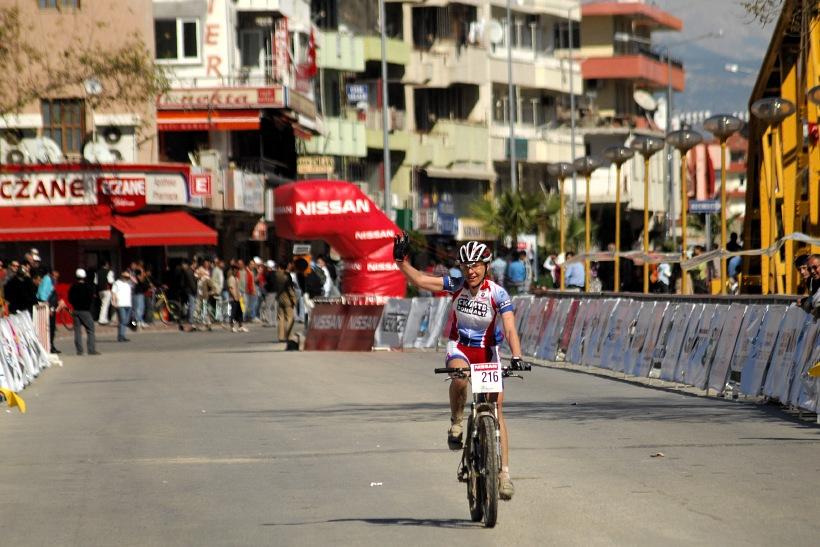 SP XCM #1 Manavgat 2008 - Janka Števková pátá