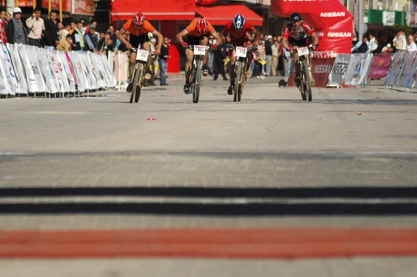 SP XCM #1 Manavgat 2008 - špurt...