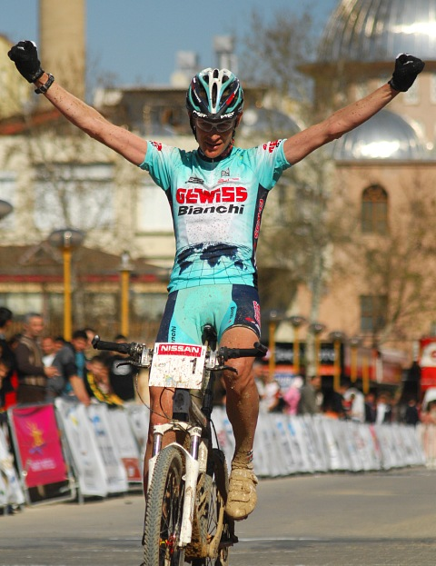 SP XCM #1 Manavgat 2008 - Thomas Dietsch vítězí