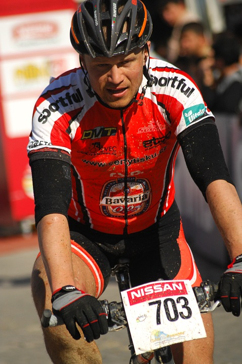 SP XCM #1 Manavgat 2008 - Ivan Rybařík 25.