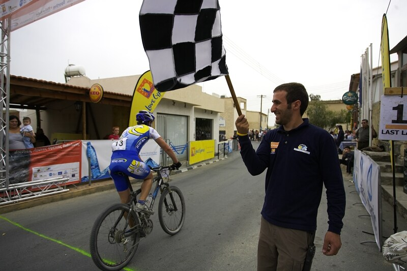 Sunshine Cup #4 - Voroklini/Kypr - 9.3. 2008 - finish