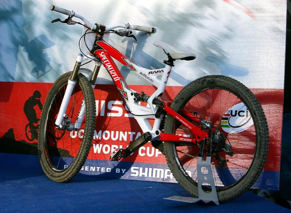 Bike Rafaela Alvareze SP 4X #1 - Maribor 2008