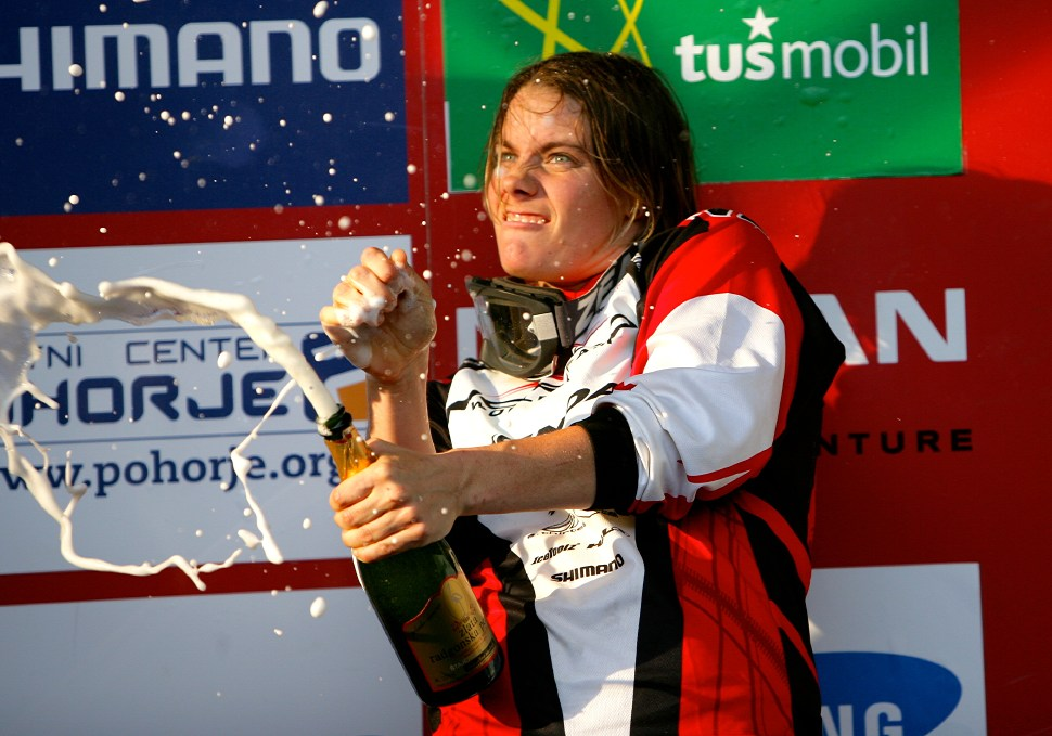 Fionn Griffiths SP 4X #1 - Maribor 2008