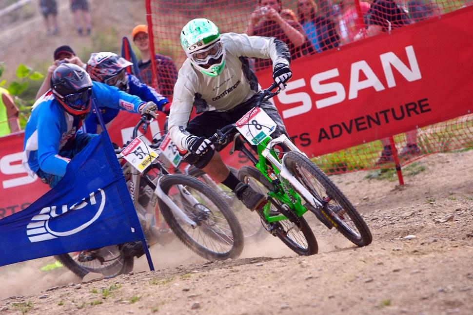 Cedric Gracia SP 4X #1 - Maribor 2008