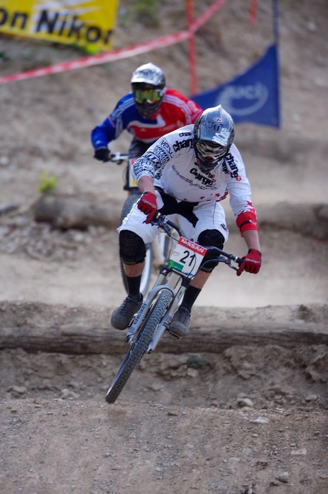 Lewis Lacey SP 4X #1 - Maribor 2008