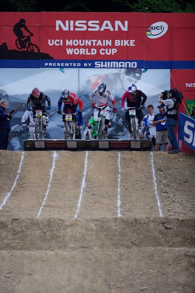 SP 4X #1 - Maribor 2008