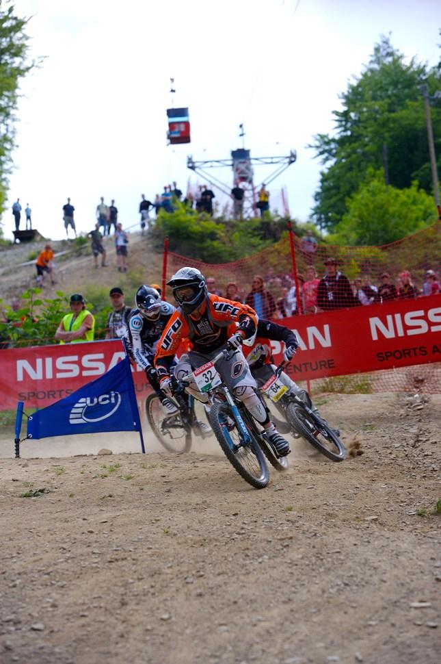 Přemek Tejchman SP 4X #1 - Maribor 2008