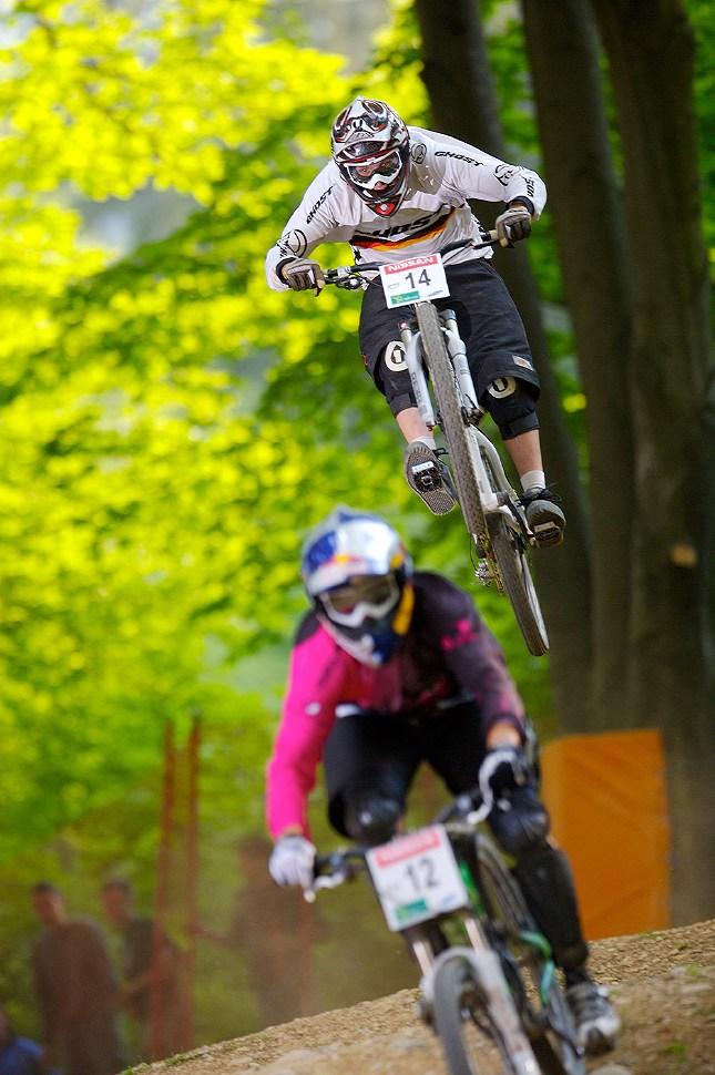 Tschugg & Fischbach SP 4X #1 - Maribor 2008