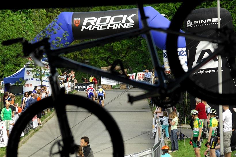 Český pohár XC Teplice, 8.5.2008 - nájezd do třetího kola