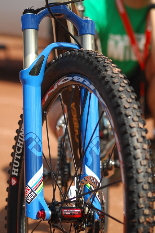 Orbea Juliena Absalona - Rock Shox Sid World Cup