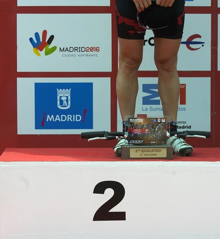 Nissan UCI MTB World Cup XC #3 - Madrid 4.5.'08