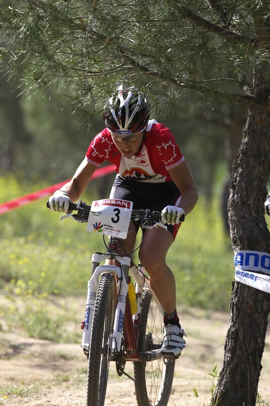 Nissan UCI MTB World Cup XC #3 - Madrid 4.5.'08 - Marie Helene Premont