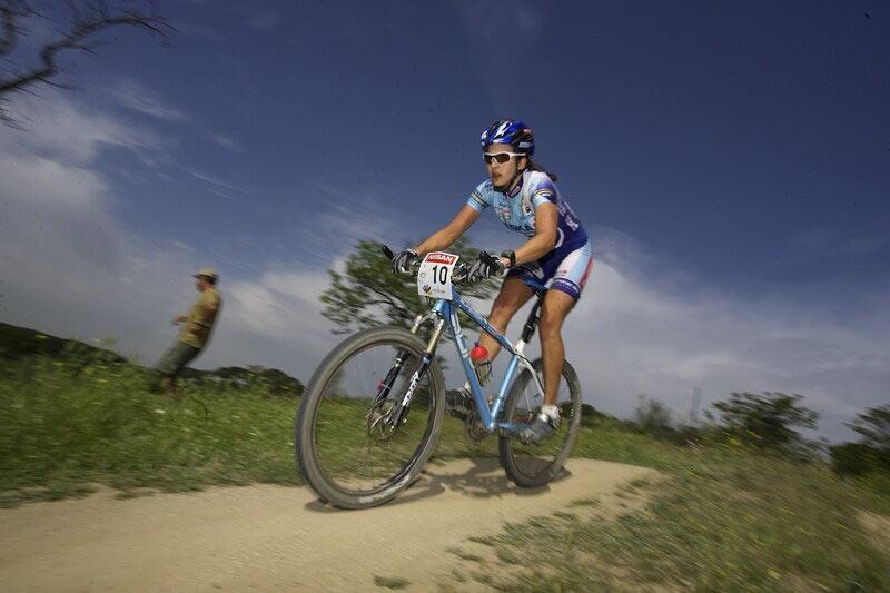 Nissan UCI MTB World Cup XC #3 - Madrid 4.5.'08 - Tereza Huříková