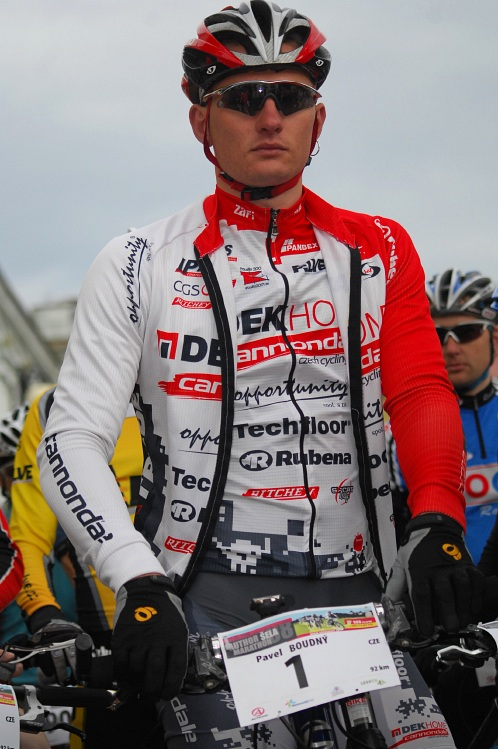Author Šela Maraton 2008 - Pavel Boudný
