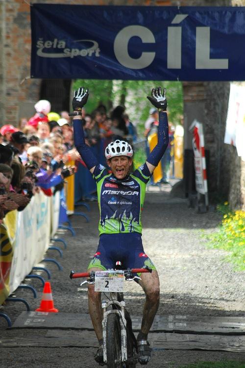Author Šela Maraton 2008 - Jan Jobánek vítězí!