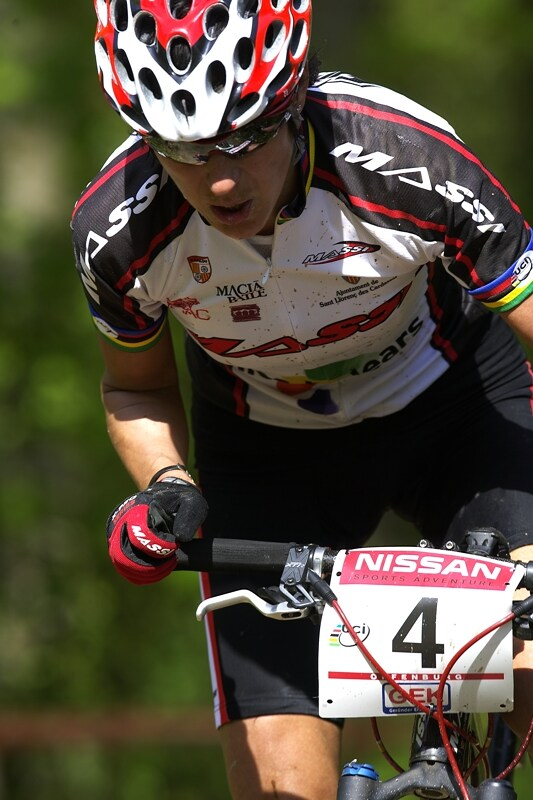 Nissan UCI MTB World Cup XC #2 - Offenburg 27.4.2008 - Marga Fullana