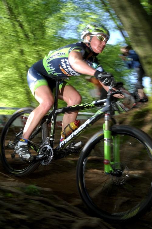 SP XC #2 2008 Offenburg - Gunn Rita Dahle