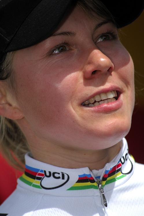 SP XC #2 2008 Offenburg - vítězka Irina Kalentieva