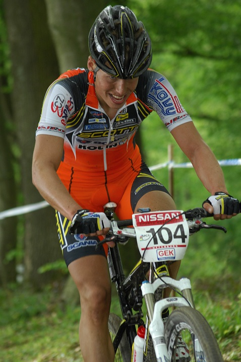 SP XC #2 2008 Offenburg - Filip Eberl