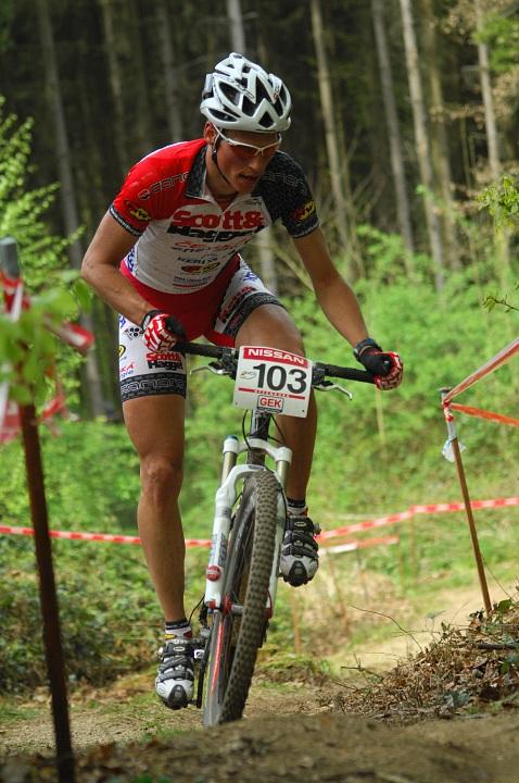 SP XC #2 2008 Offenburg - Matou� Ulman