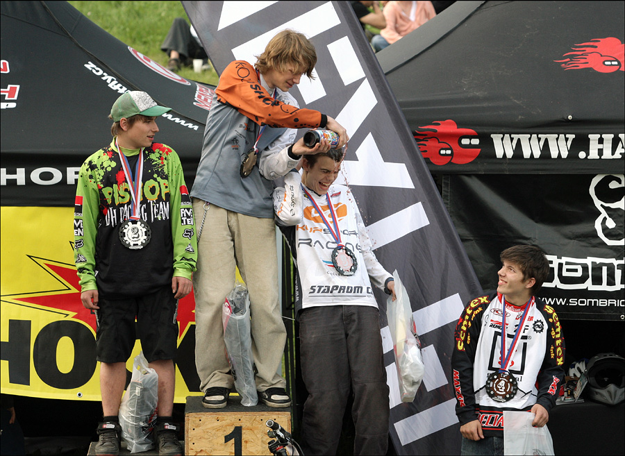 3DH Cup 2008 #1
