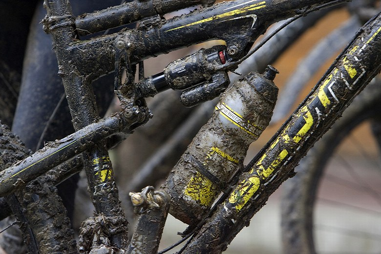 Beskidy MTB Trophy - Istebna, 1 etapa 22.5. 2008, foto: Pawel/Magazin Rowerowy