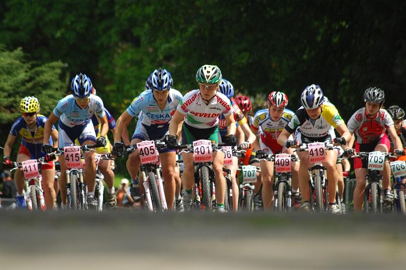 ČP XC Karlovy Vary 2008: ženy