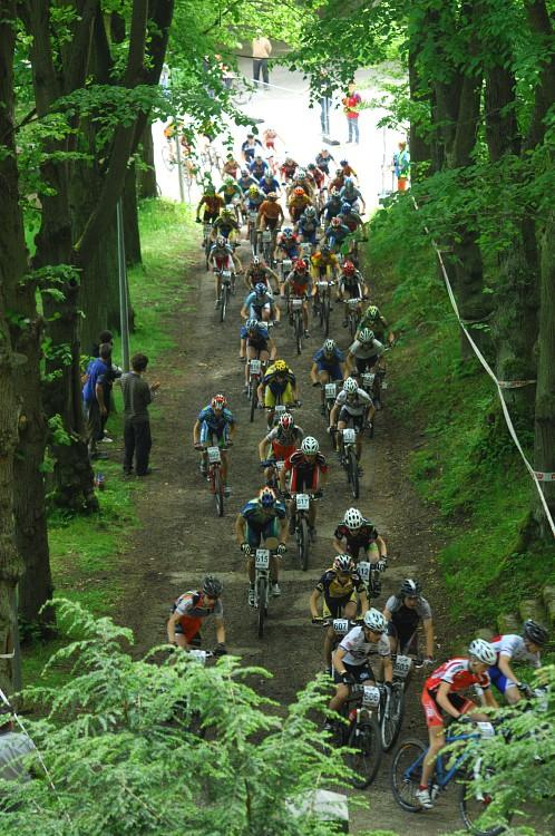 ČP XC Karlovy Vary 2008: kadeti