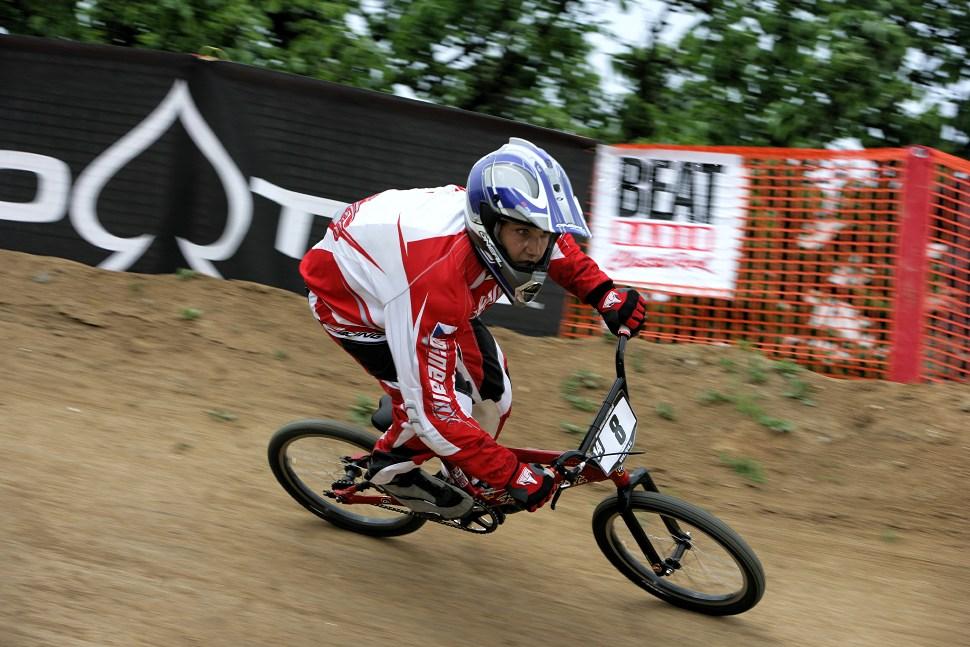 M�R BMX UCI Bohnice 2008