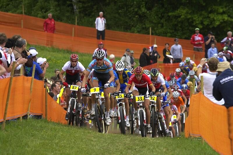 Mistrovství Evropy - 18.5.2008, St. Wendel/GER - start mužů