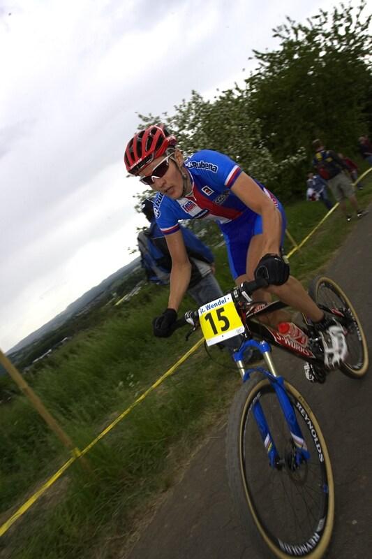 Mistrovství Evropy - 18.5.2008, St. Wendel/GER - Jaroslav Kulhavý
