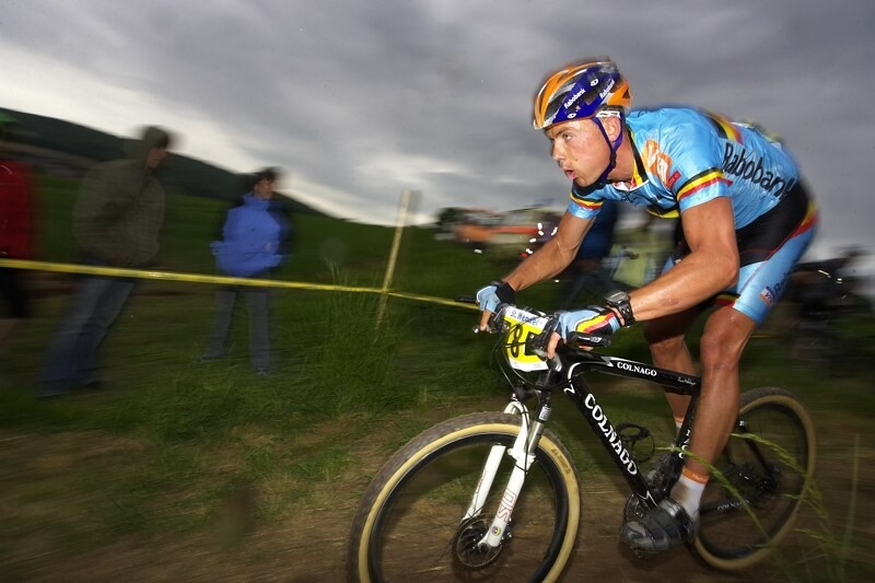 Mistrovství Evropy - 18.5.2008, St. Wendel/GER - Sven Nijs