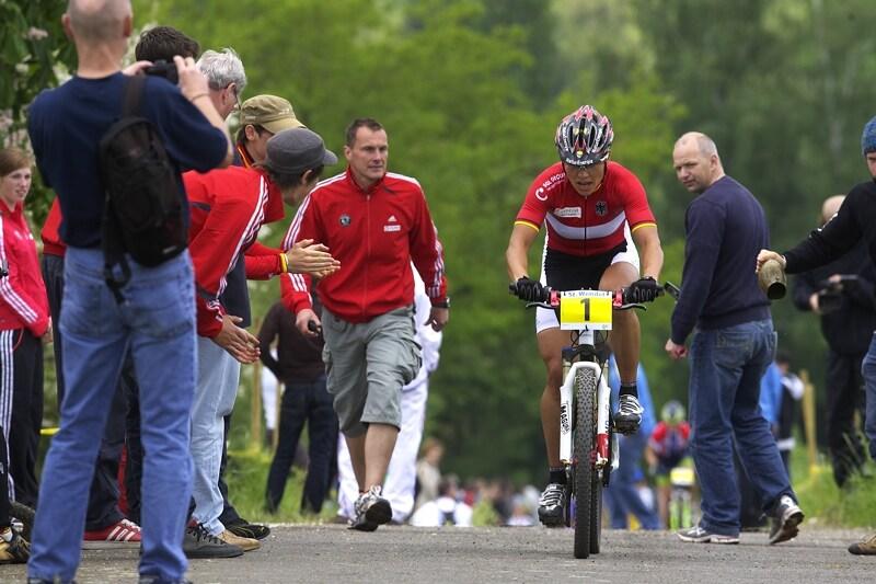 Mistrovství Evropy - 18.5.2008, St. Wendel/GER - Sabine Spitz