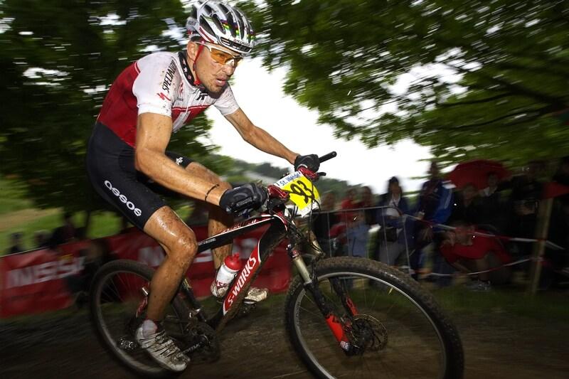 Mistrovství Evropy - 18.5.2008, St. Wendel/GER - Christoph Sauser