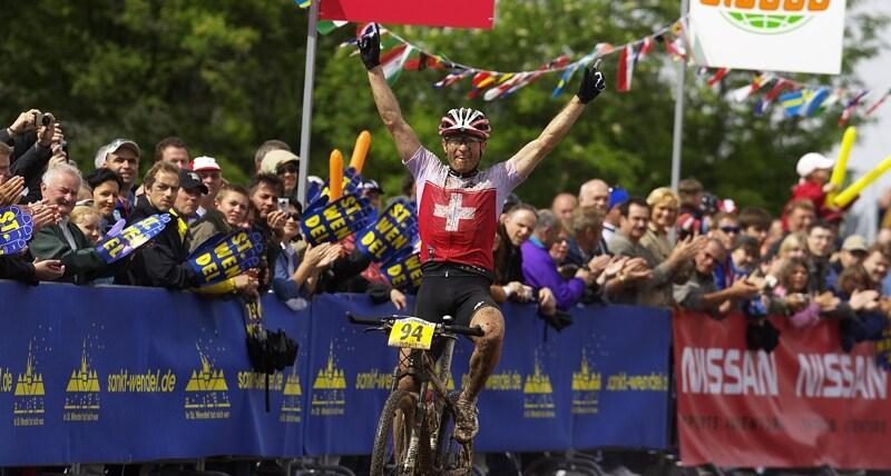Mistrovství Evropy - 18.5.2008, St. Wendel/GER - Florian Vogel