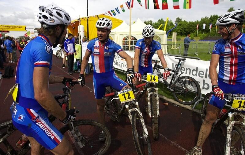 Mistrovství Evropy - 18.5.2008, St. Wendel/GER - čerstvé dojmy po závodě