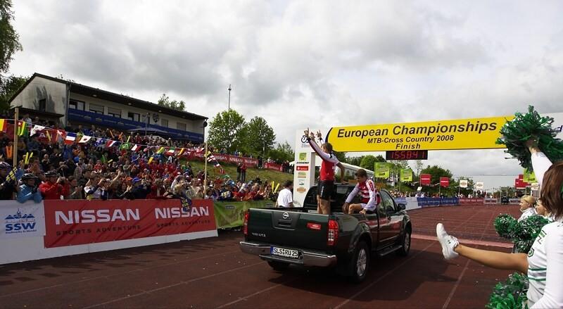 Mistrovství Evropy - 18.5.2008, St. Wendel/GER