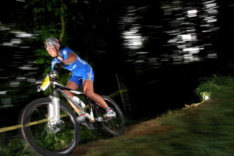 ME XC 2008 St. Wendel - ženy Elite: Eva Lechner