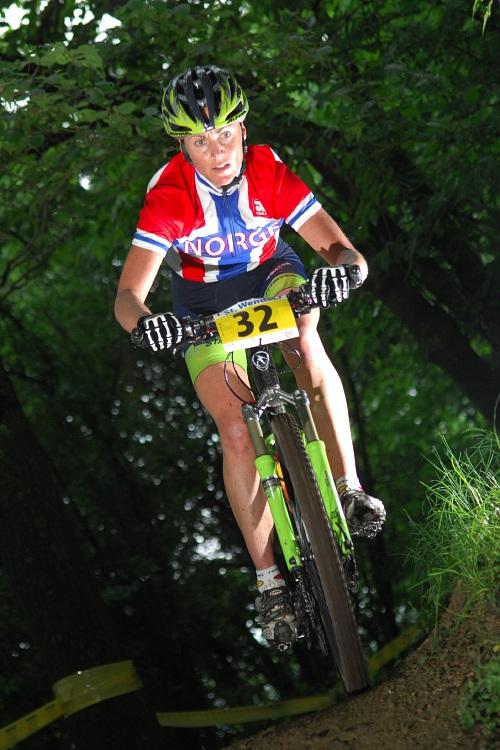 ME XC 2008 St. Wendel - ženy Elite: Gunn Rita Dahle
