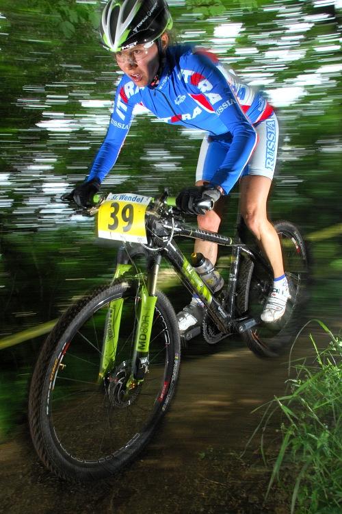 ME XC 2008 St. Wendel - ženy Elite: Irina Kalentieva